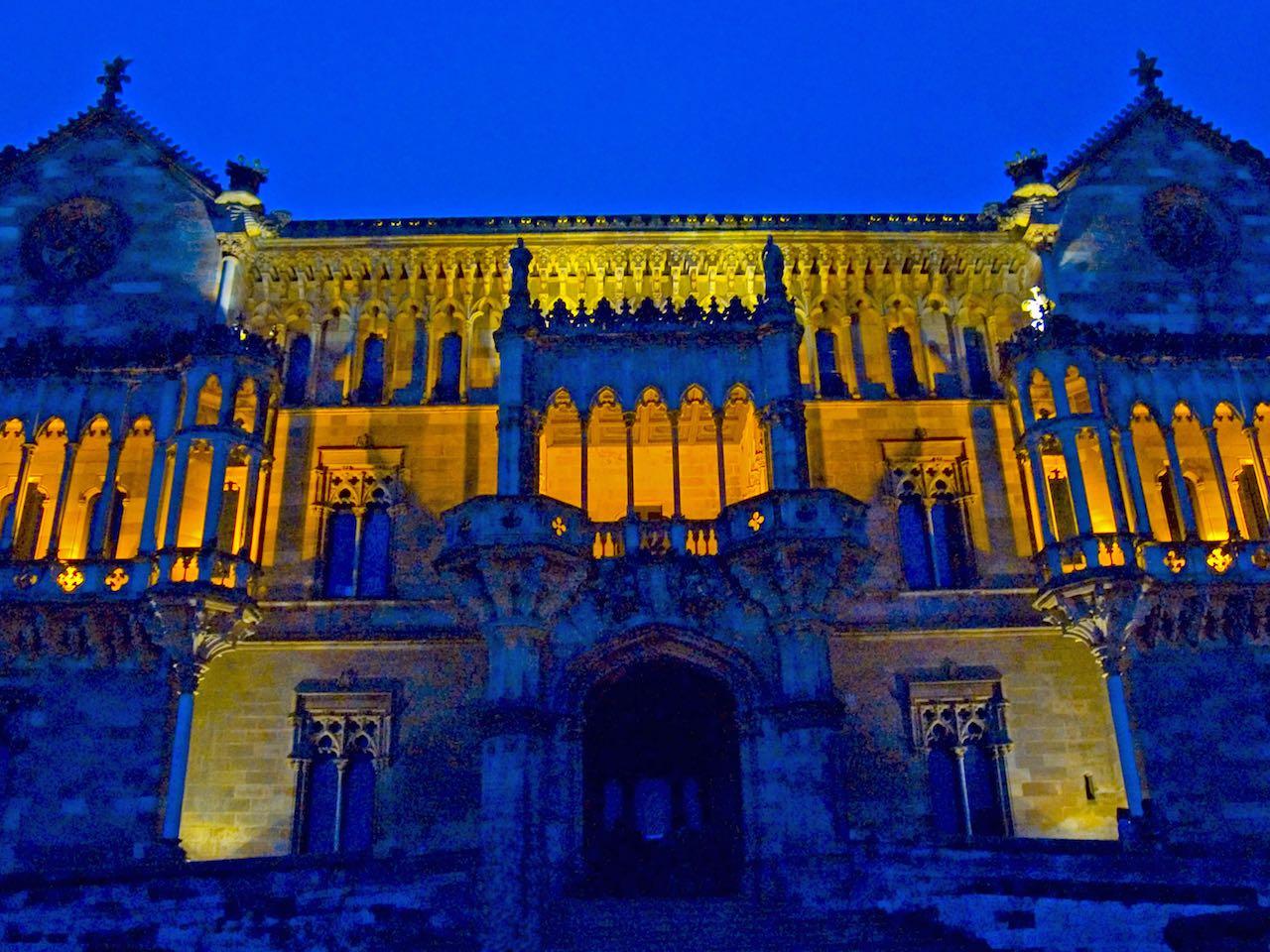 Palacio de Sobrellano (Foto de Alfonso Benayas)