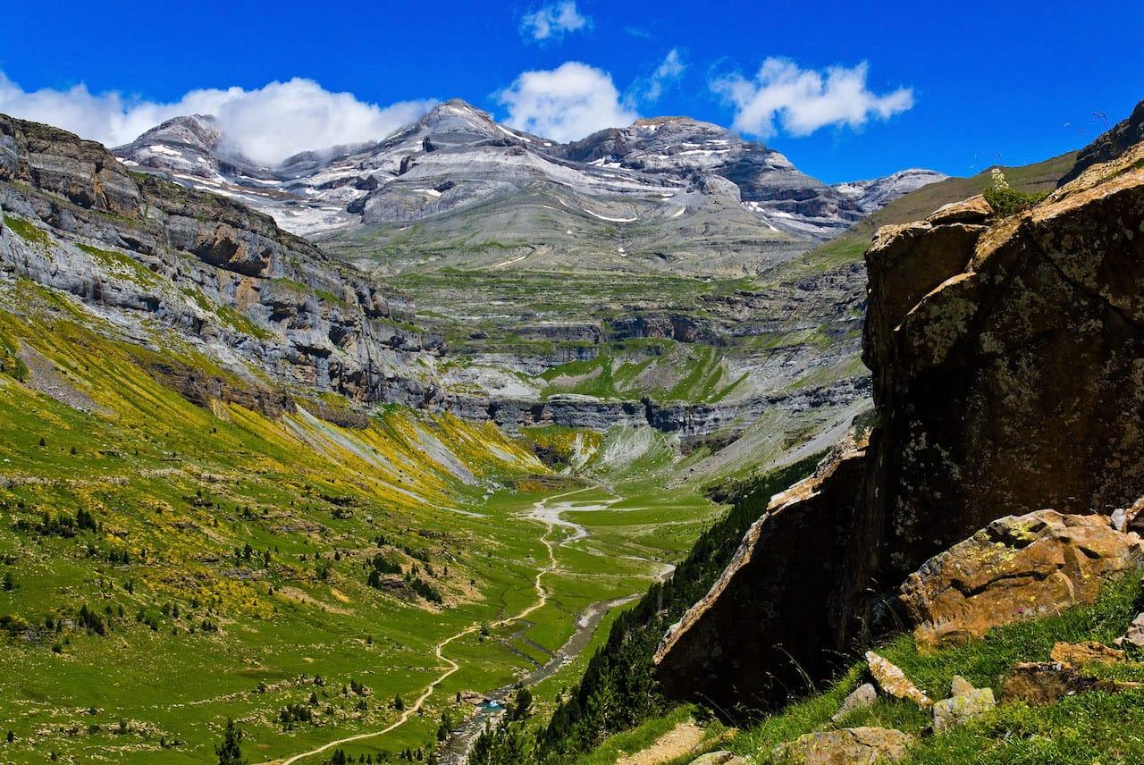 Tres Sorores en Picos de Europa (Foto de Guillen Pérez)