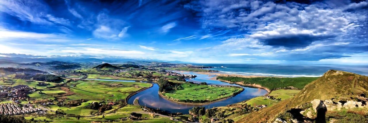 Vista desde La Picota (Foto de Luis Marina)
